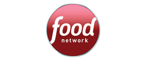 Food Network new logo for Cultivate PR press page
